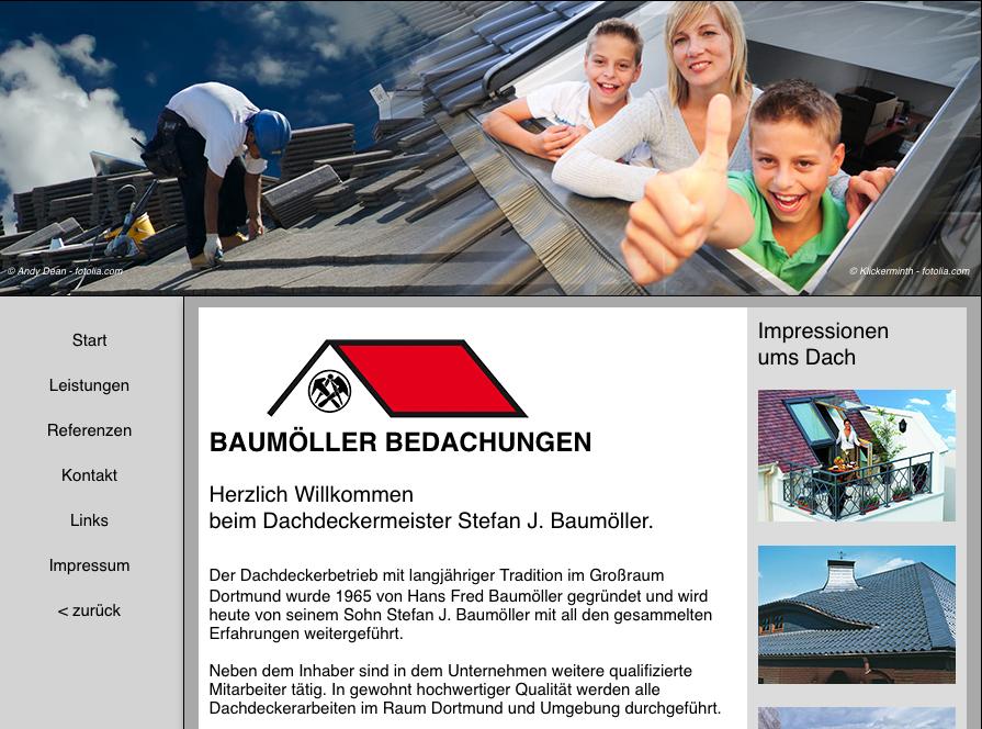 Dachdecker Baumöller Dortmund
