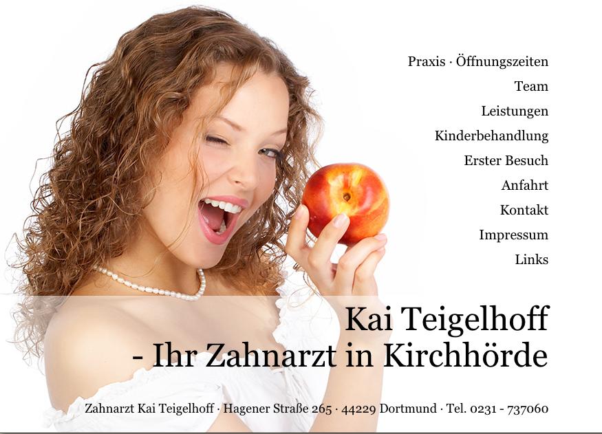 Zahnarzt Kai Teigelhoff Dortmund