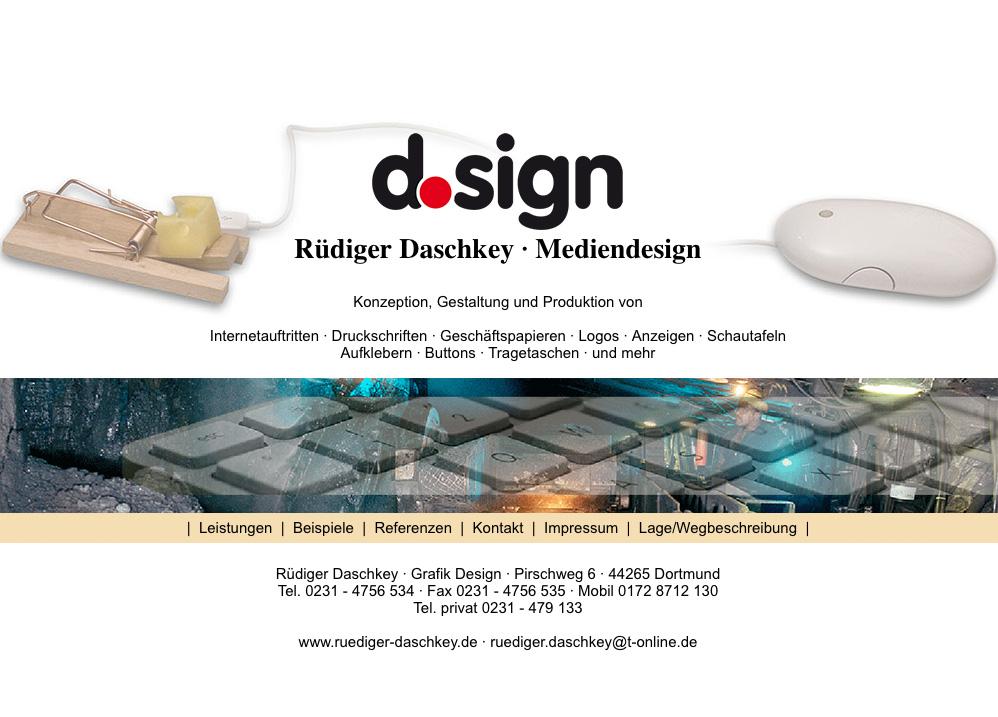d.sign Rüdiger Daschkey Dortmund