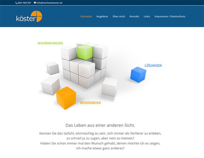Marliese Köster Ludwigshafen